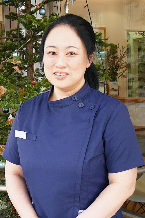 歯科医師 志田裕子